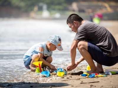 东海海滩 解锁新的美丽沙滩——东海半边山