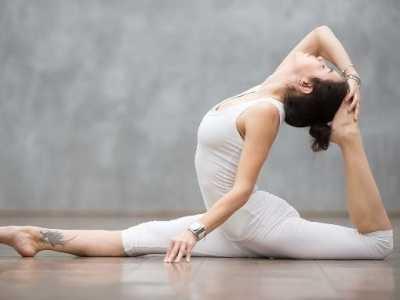瑜珈初学 一定要试下这个瑜伽练习